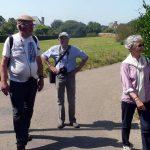 Sortie à l'île de Bréhat pour les Arpètes Bretons 4