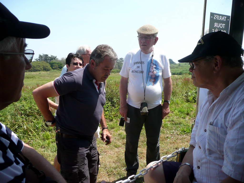 Sortie à l'île de Bréhat pour les Arpètes Bretons 15
