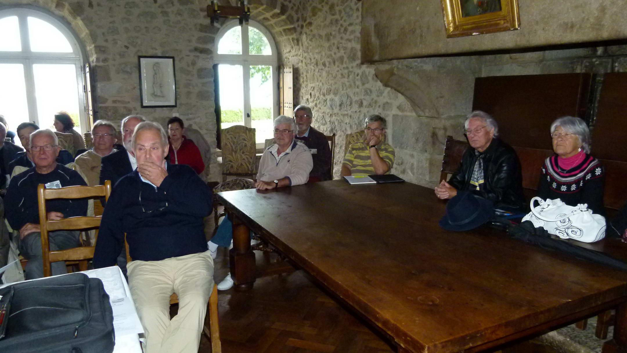Les Arpètes bretons au Centre du Prieuré  de Dinard, 8