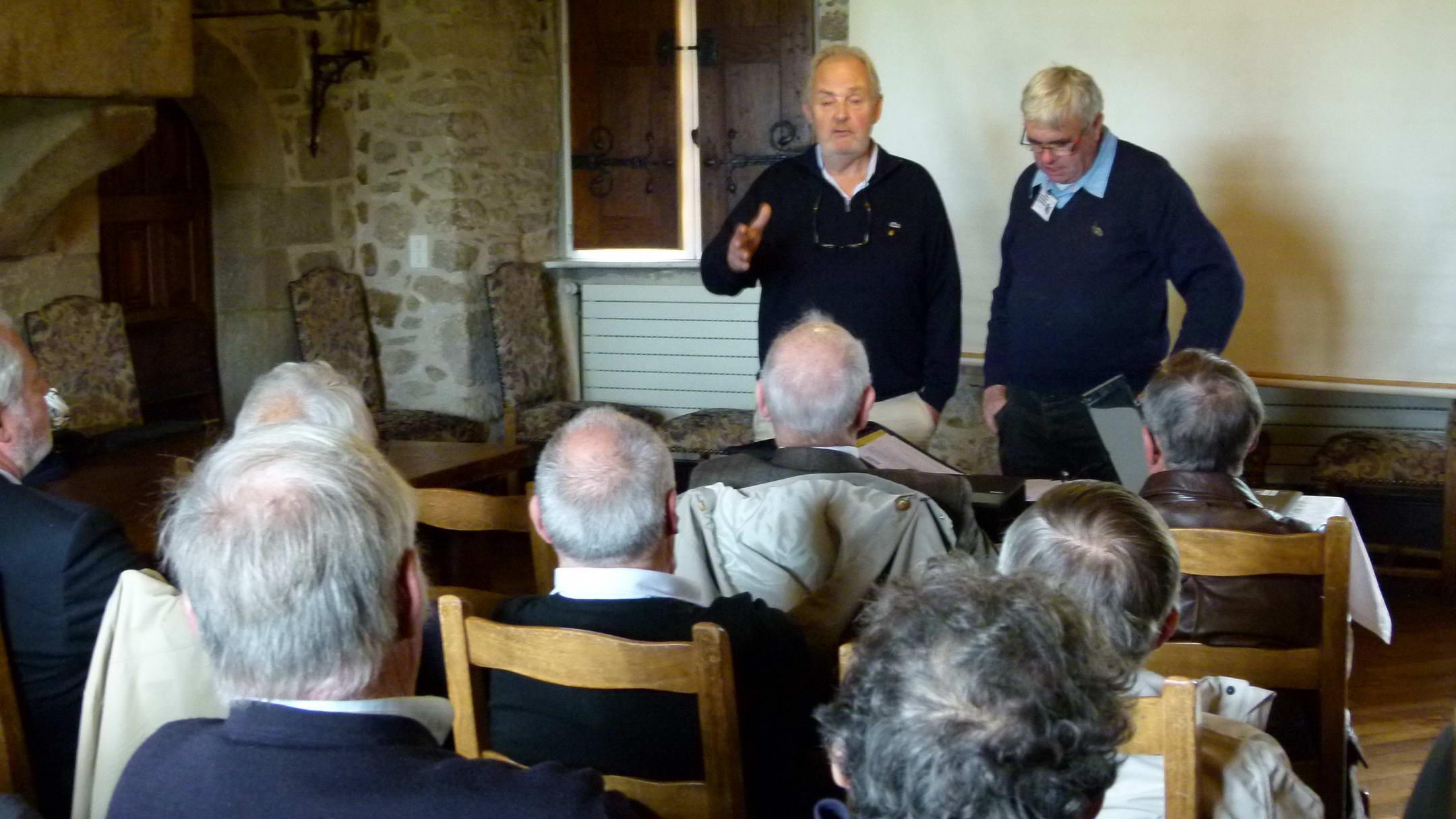 Les Arpètes bretons au Centre du Prieuré  de Dinard, 10