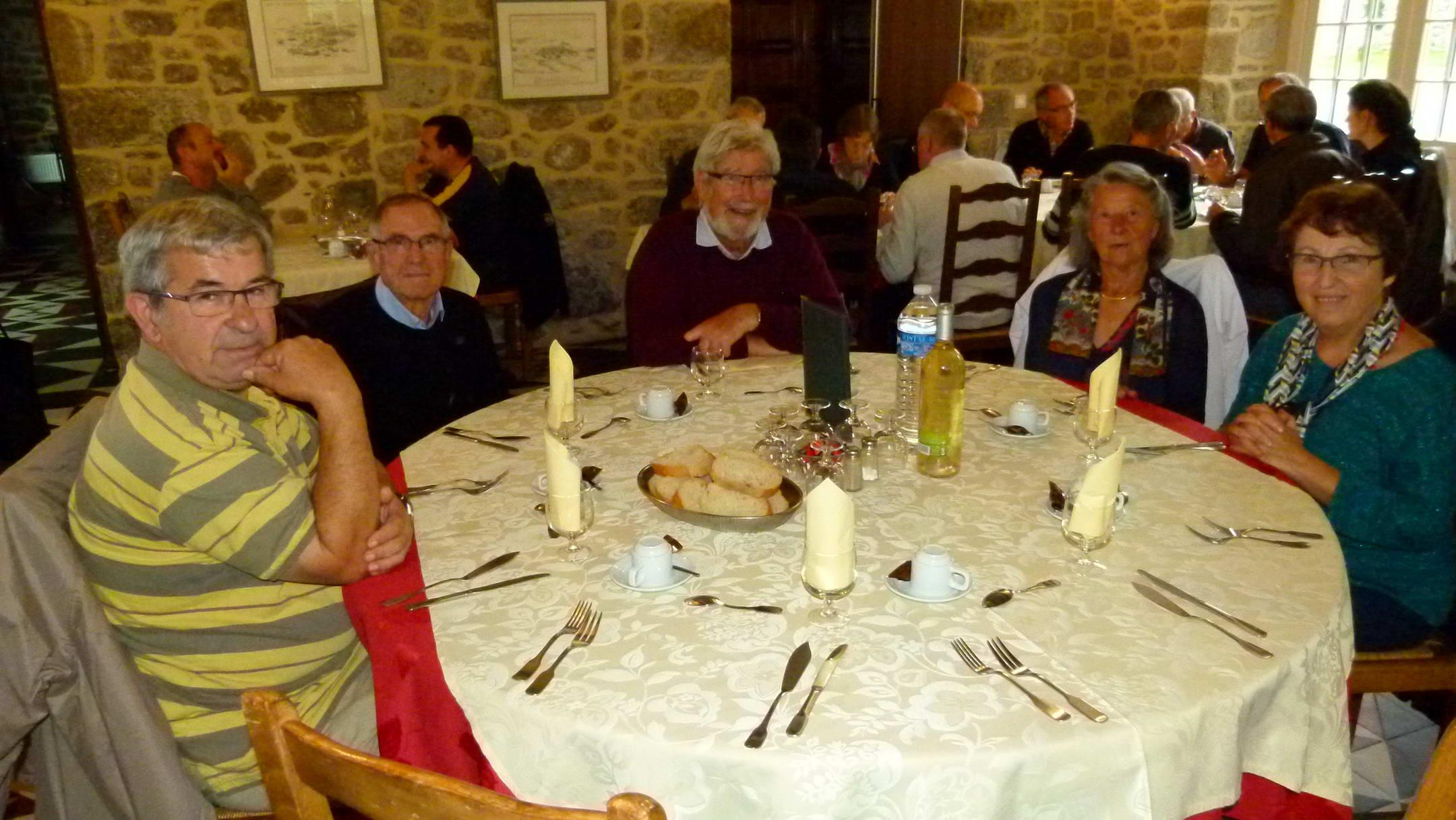 Les Arpètes bretons au Centre du Prieuré  de Dinard, 15