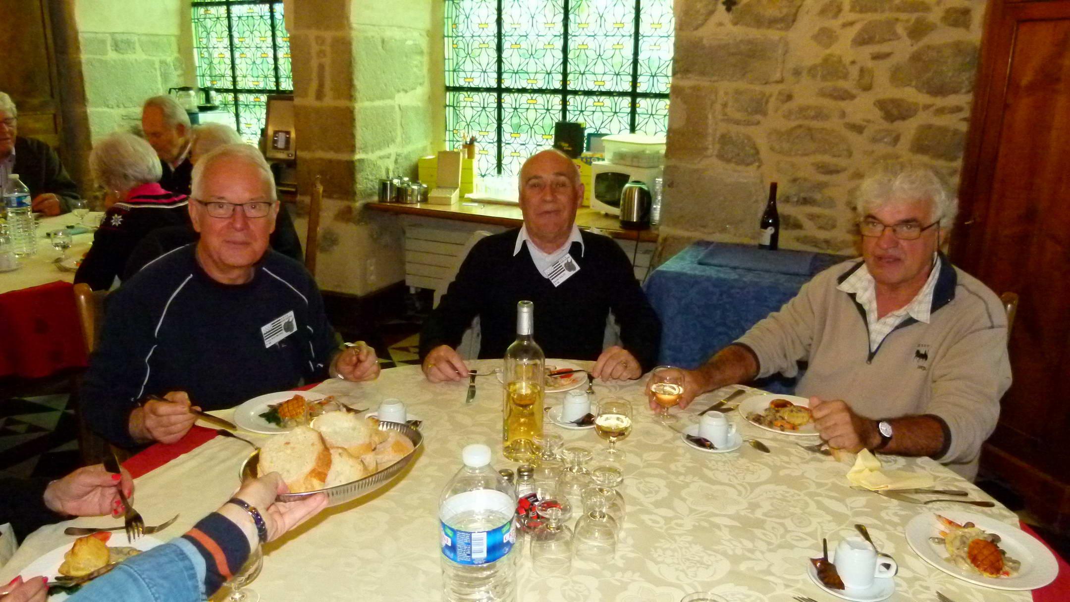 Les Arpètes bretons au Centre du Prieuré  de Dinard, 18