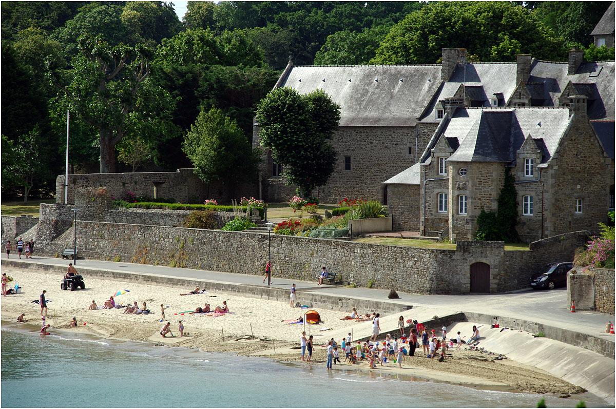 Les Arpètes bretons au Centre du Prieuré  de Dinard,