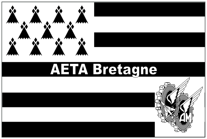 La section AETA Bretagne sur Facebook