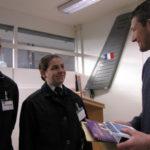 La vie à l'Ecole: Arpète citoyen à Paris 2
