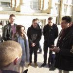 La vie à l'Ecole: Arpète citoyen à Paris 28