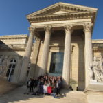 La vie à l'Ecole: Arpète citoyen à Paris 8