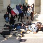 La vie à l'Ecole: Arpète citoyen à Paris 24