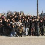 La vie à l'Ecole: Arpète citoyen à Paris 25