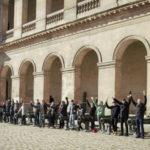 La vie à l'Ecole: Arpète citoyen à Paris 11