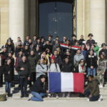 La vie à l'Ecole: Arpète citoyen à Paris 12