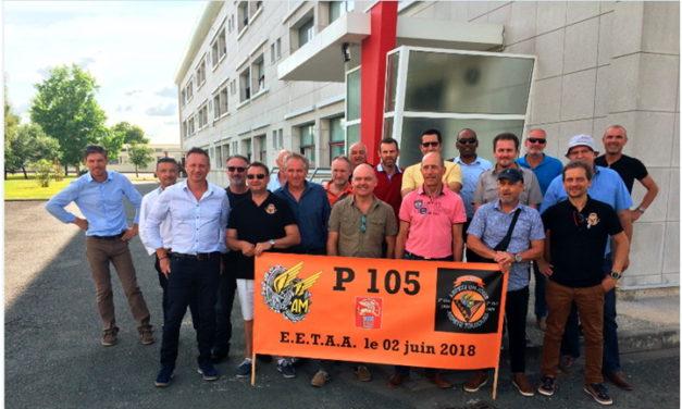 2èmeRassemblement de la Promotion P105 à Saintes le Samedi 02 Juin 2018