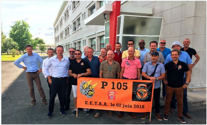 2èmeRassemblement de la Promotion P105 à Saintes le Samedi 02 Juin 2018 5
