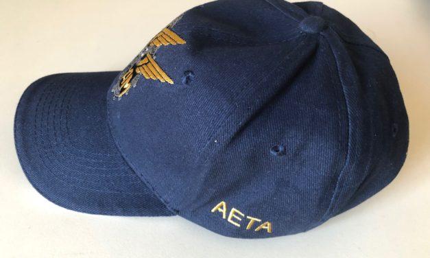Du nouveau dans la boutique des Arpetes et la casquette AETA est arrivée