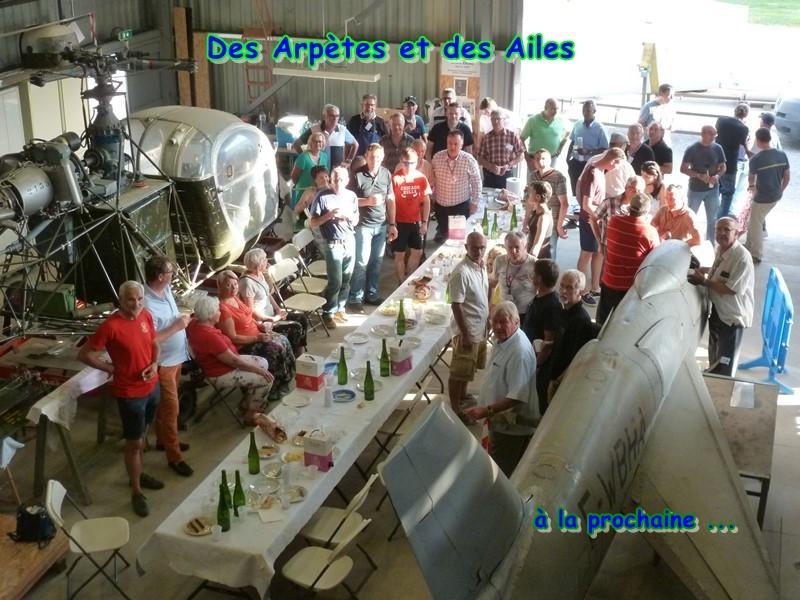 RENCONTRE DES ARPÈTES D'AIRBUS TOULOUSE ET DE LA SECTION MIDI-PYRÉNÉENNES 6