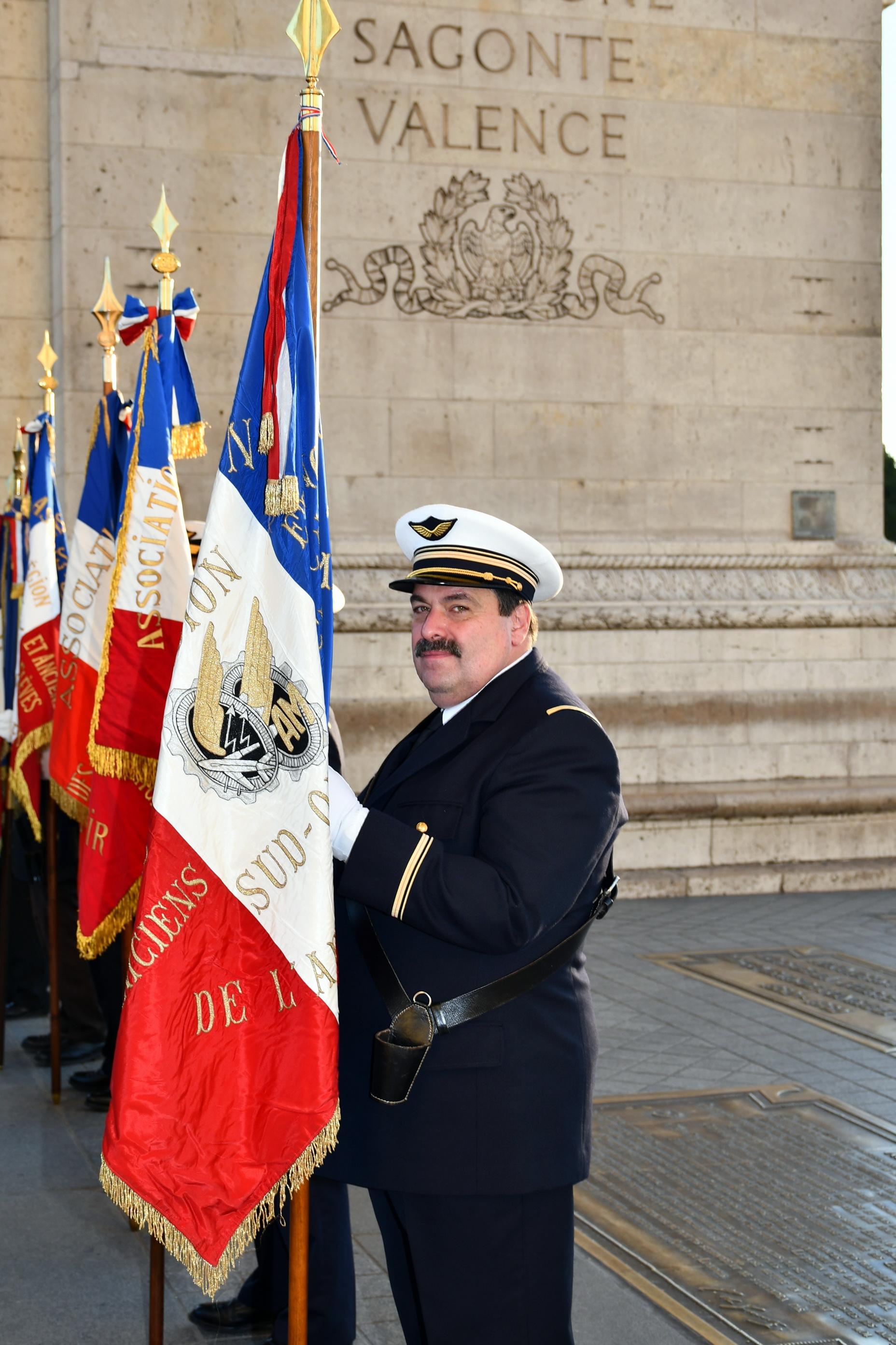 RAVIVAGE DE LA FLAMME SACRÉE 2018 30