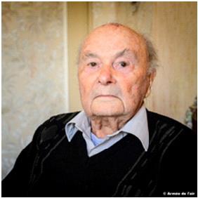 Décès d'un grand ancien: Henri LARONZE (P1935) 1