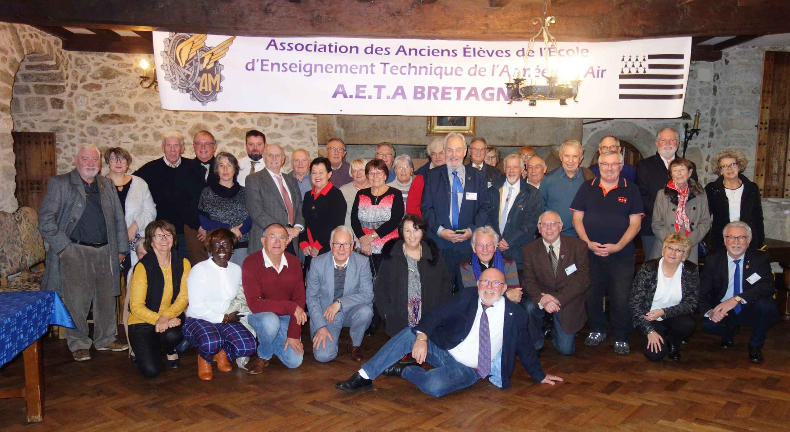 Les arpètes Bretons fêtent la Saint Eloi