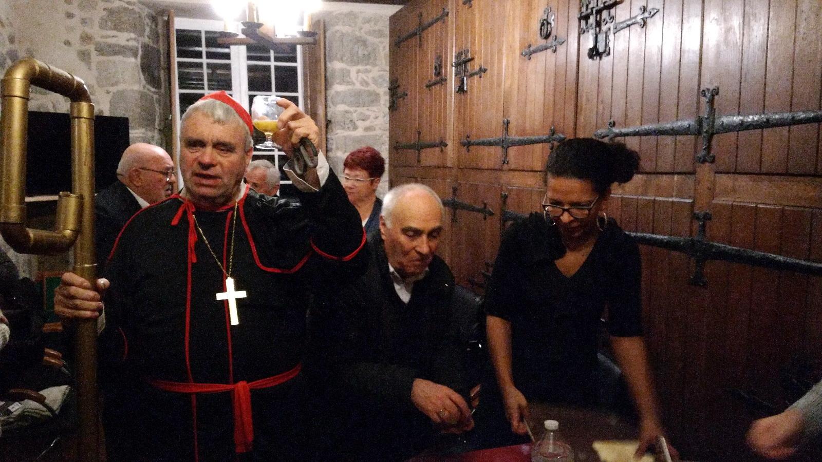 Les arpètes Bretons fêtent la Saint Eloi 15