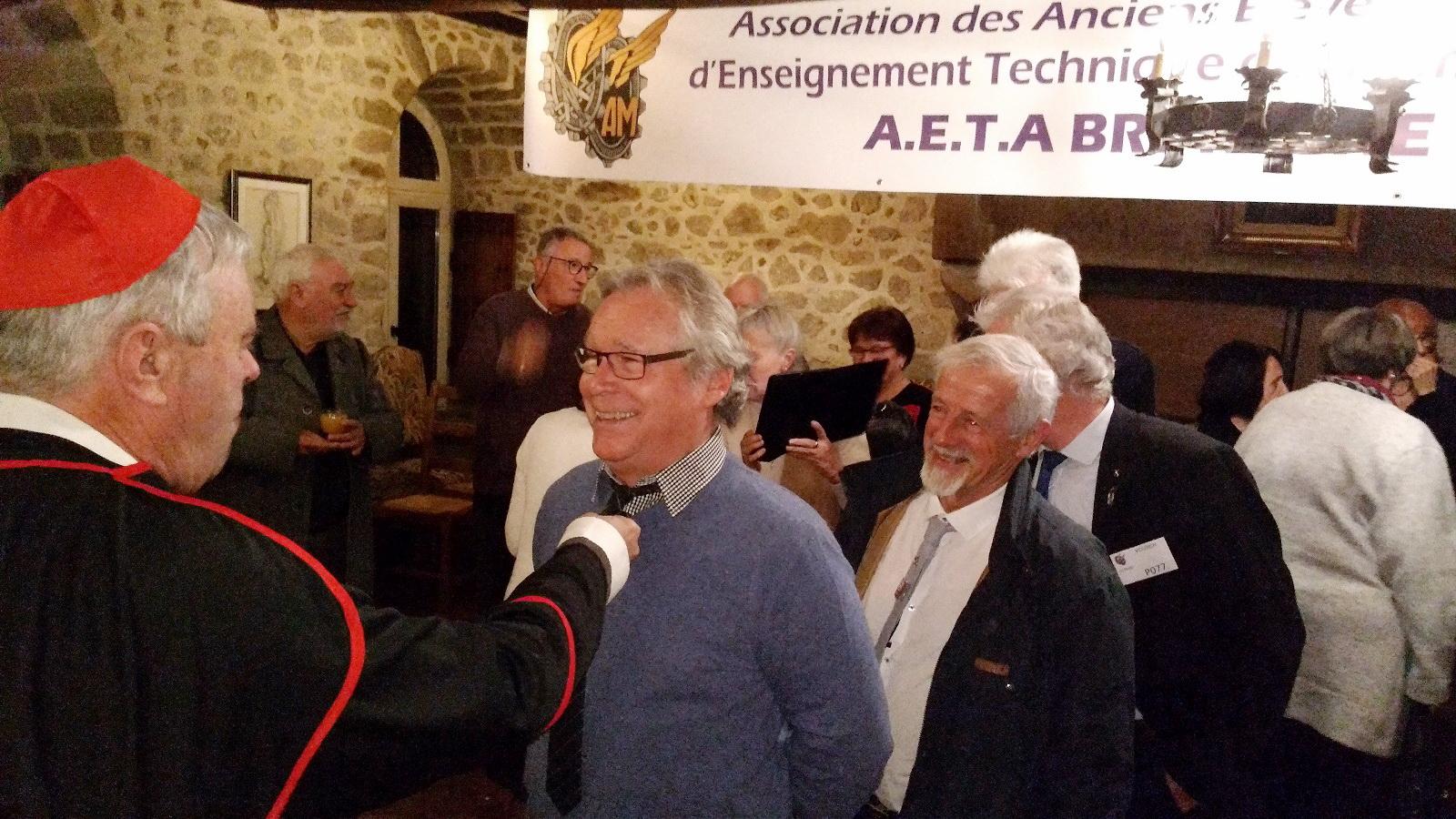 Les arpètes Bretons fêtent la Saint Eloi 17