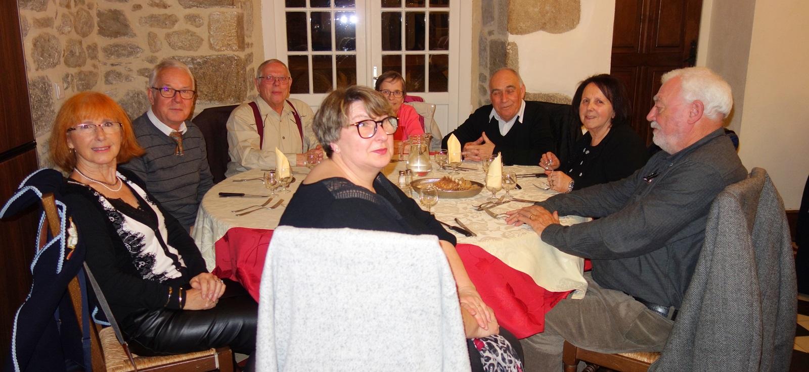 Les arpètes Bretons fêtent la Saint Eloi 35
