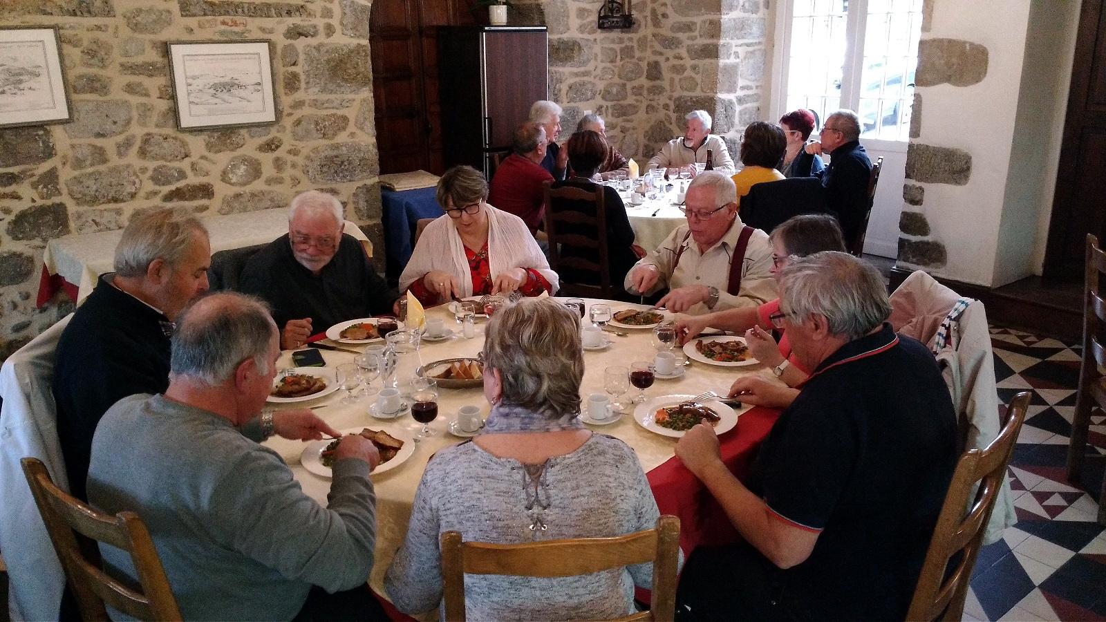 Les arpètes Bretons fêtent la Saint Eloi 62