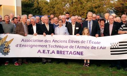 Compte-rendu de l'Assemblée GénéraleAETA Bretagne du 23 Mars 2019 à ERDEVEN (56)