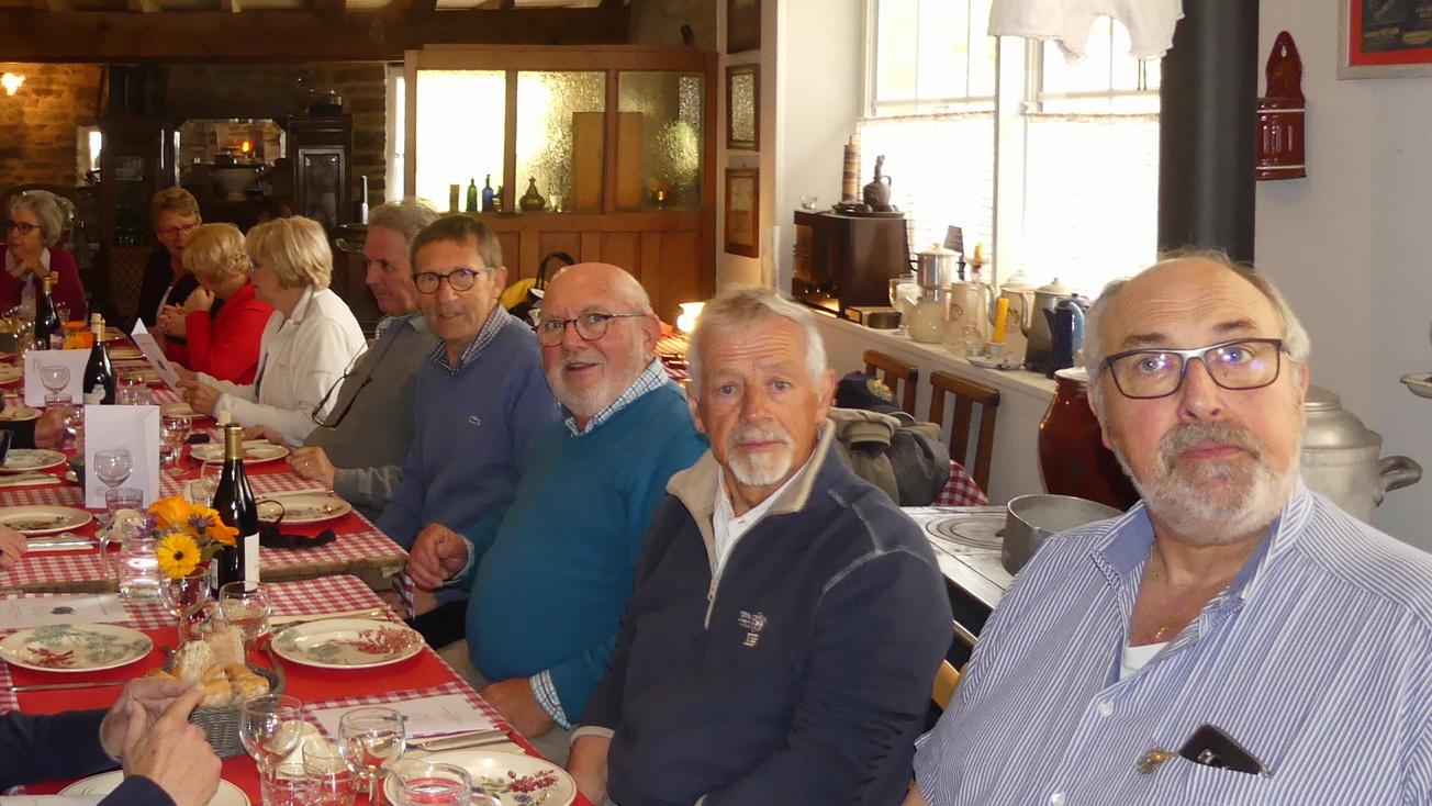 Repas annuel des Arpètes de la Manche 22