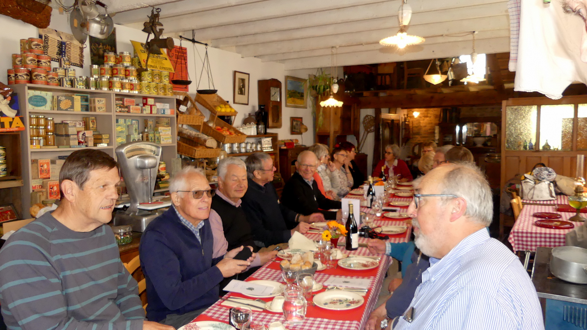 Repas annuel des Arpètes de la Manche 23