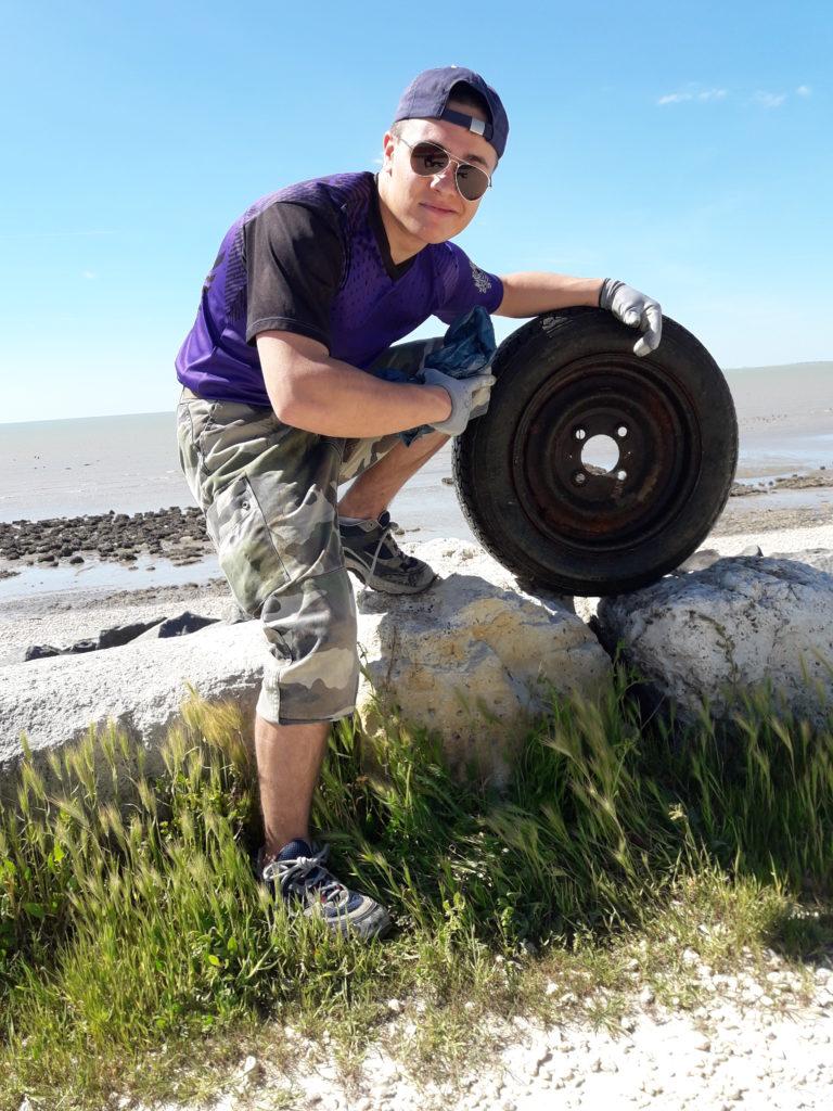 Les arpètes et la préservation du littoral 1