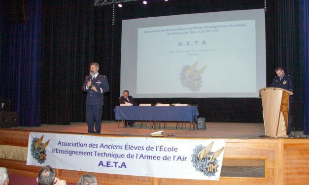 Photos de l'Assemblée Générale 2019 de l'AETA
