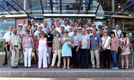 Les P46 en Alsace pour leur 55ème anniversaire