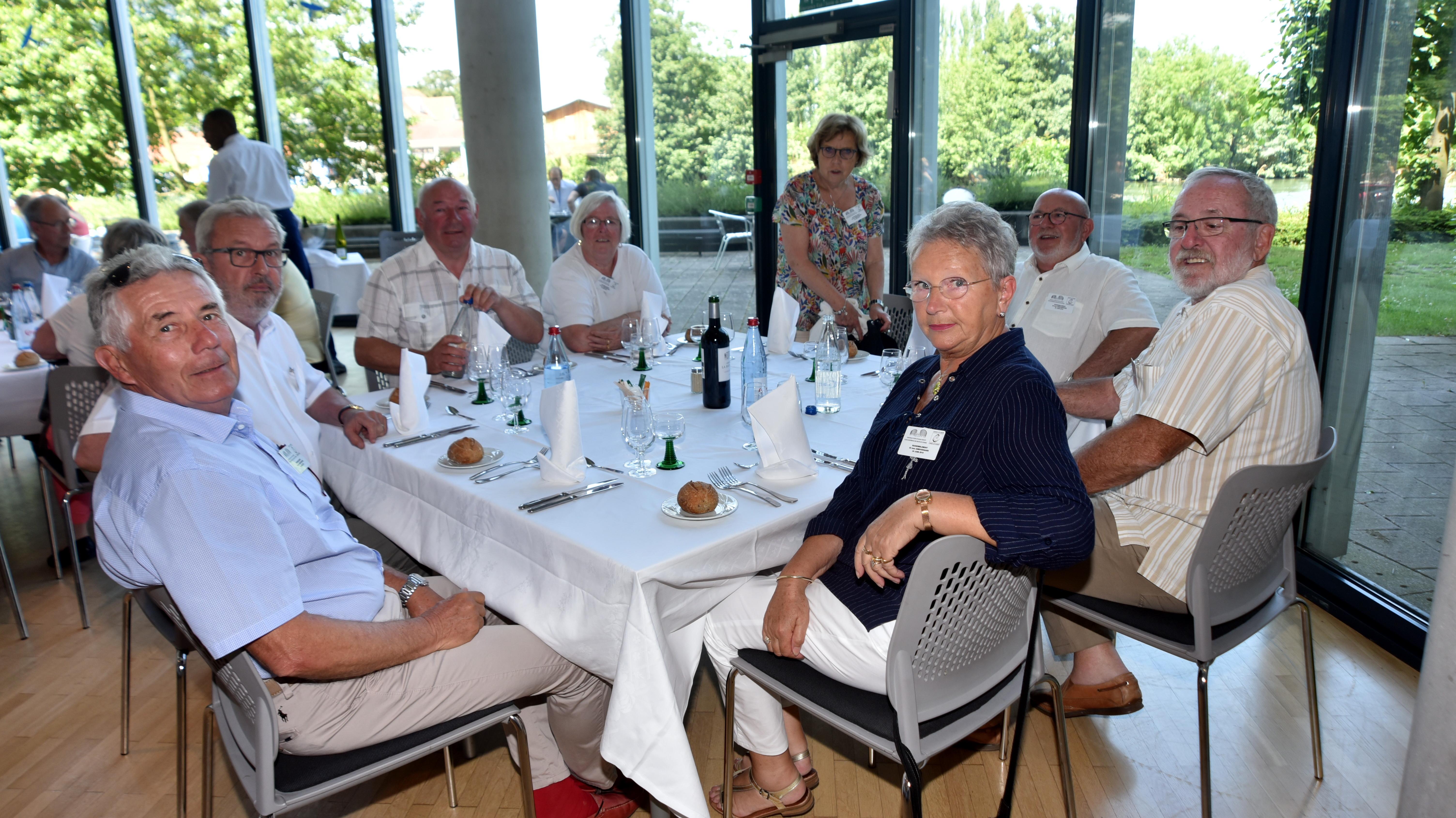 Les P46 en Alsace pour leur 55ème anniversaire 66