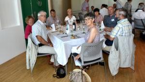 Les P46 en Alsace pour leur 55ème anniversaire 68
