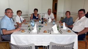 Les P46 en Alsace pour leur 55ème anniversaire 70