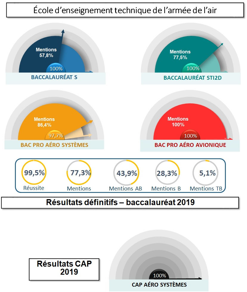 RESULTATS DEFINITIFS AUX BACS 2019 1