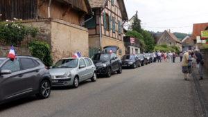 Les P46 en Alsace pour leur 55ème anniversaire 1