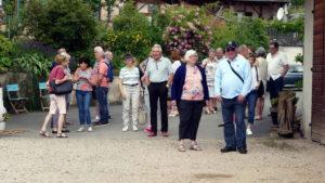 Les P46 en Alsace pour leur 55ème anniversaire 2