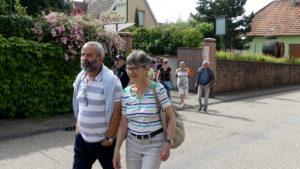 Les P46 en Alsace pour leur 55ème anniversaire 4
