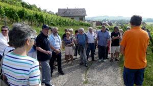 Les P46 en Alsace pour leur 55ème anniversaire 6