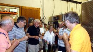 Les P46 en Alsace pour leur 55ème anniversaire 11