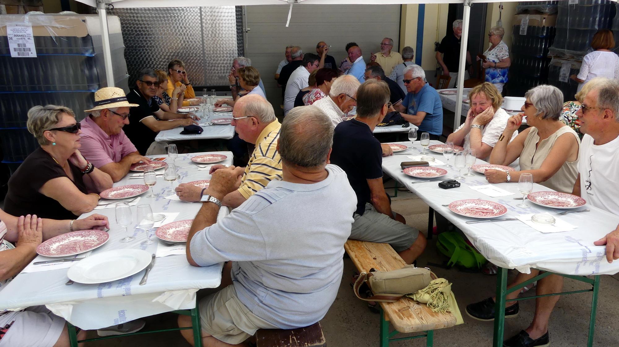 Les P46 en Alsace pour leur 55ème anniversaire 14