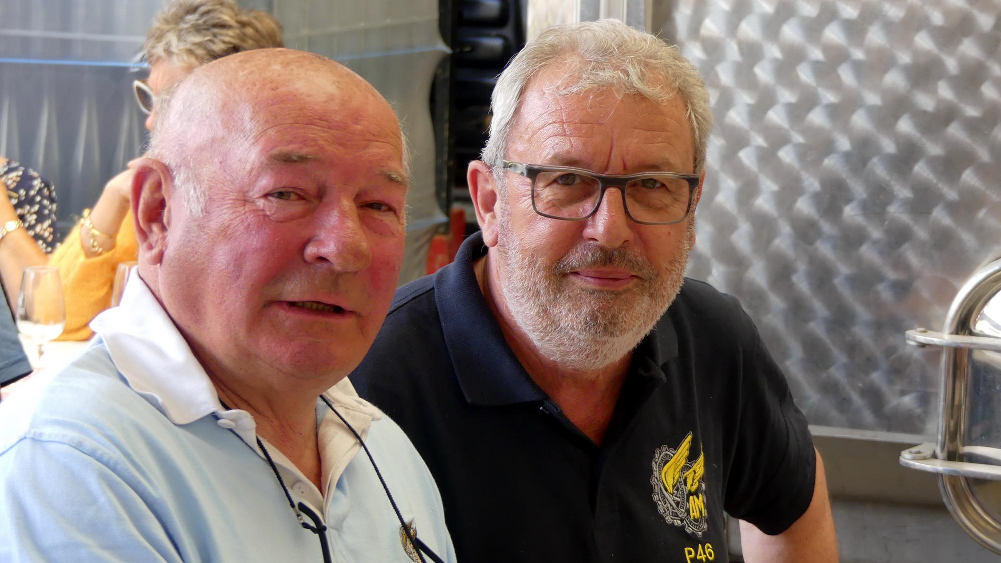 Les P46 en Alsace pour leur 55ème anniversaire 17