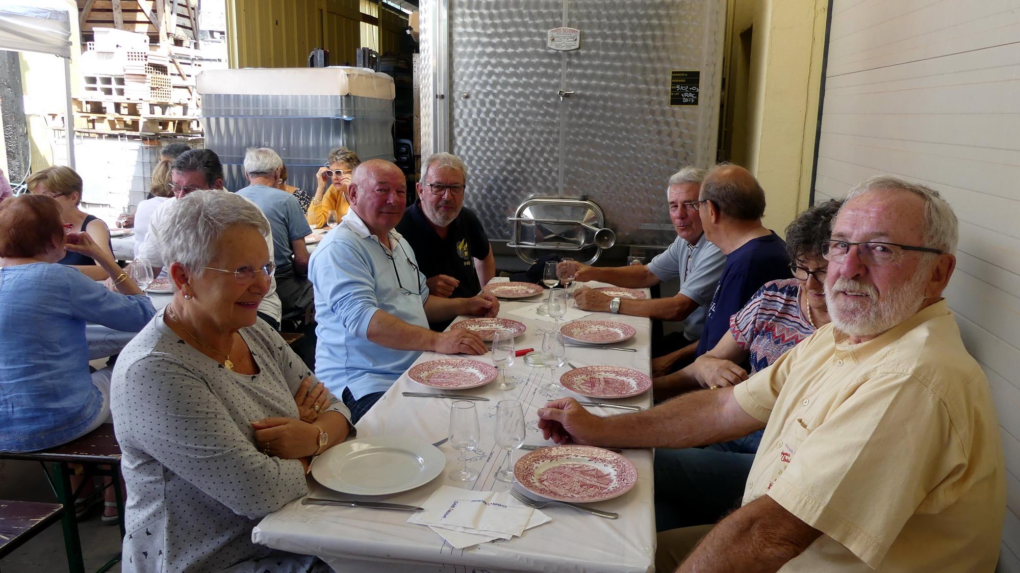 Les P46 en Alsace pour leur 55ème anniversaire 18