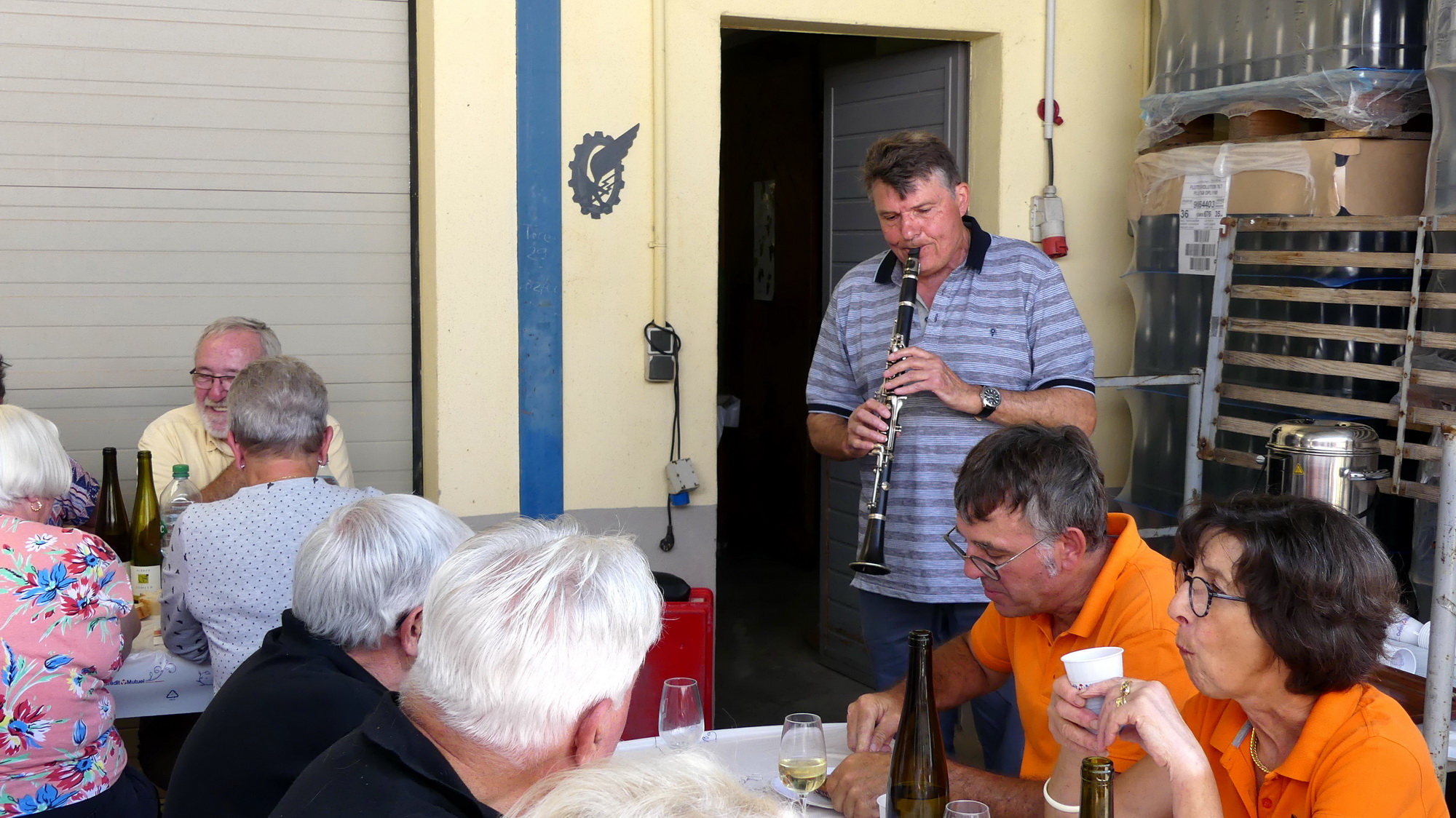 Les P46 en Alsace pour leur 55ème anniversaire 26