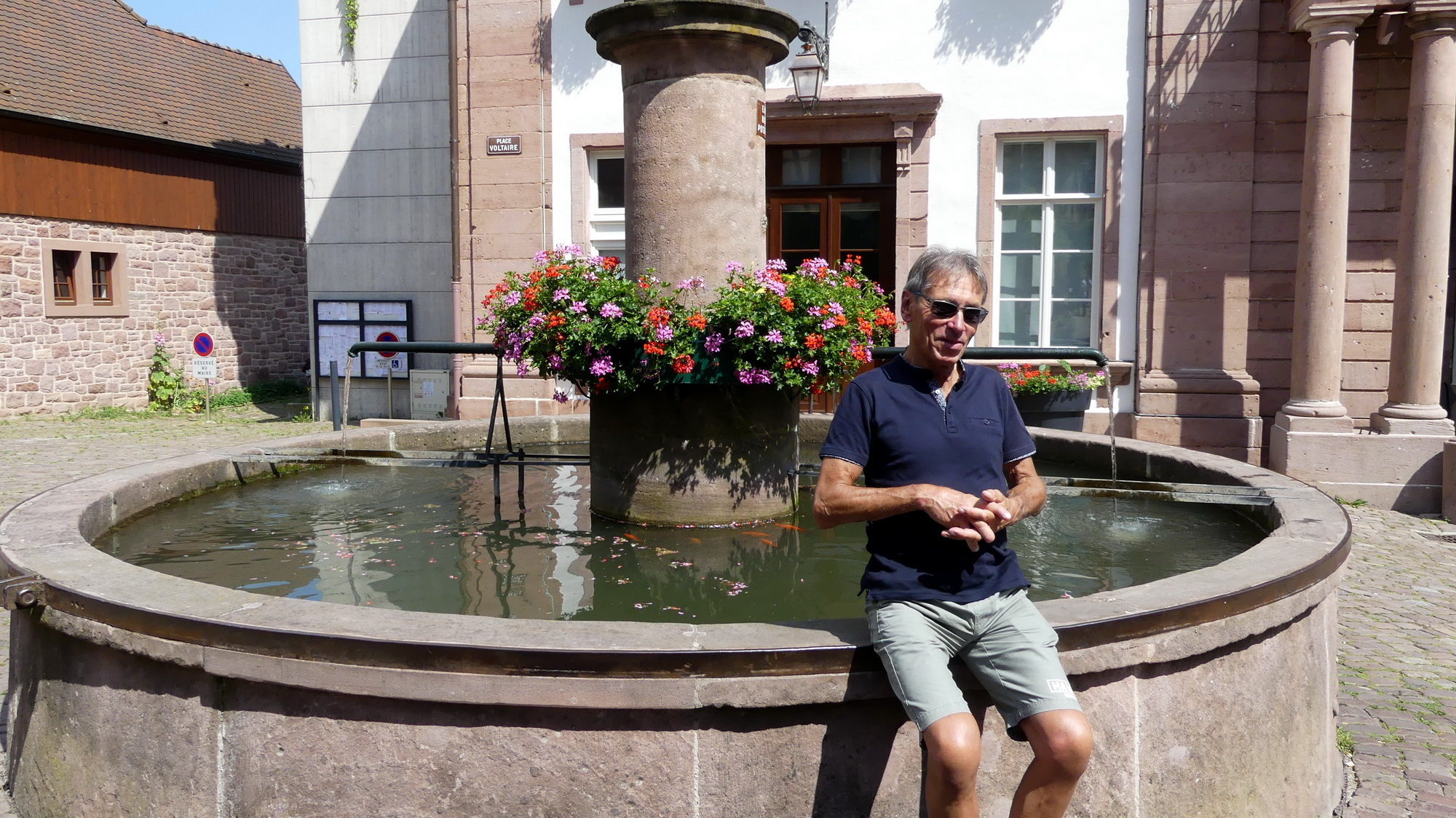 Les P46 en Alsace pour leur 55ème anniversaire 28