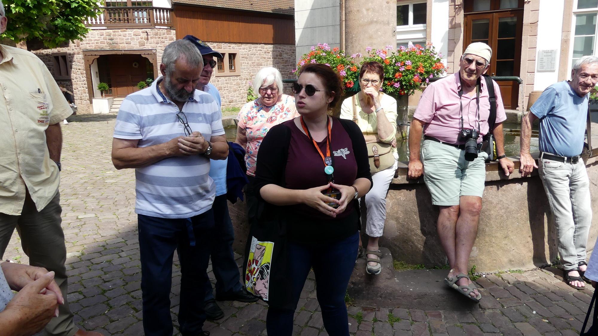 Les P46 en Alsace pour leur 55ème anniversaire 29