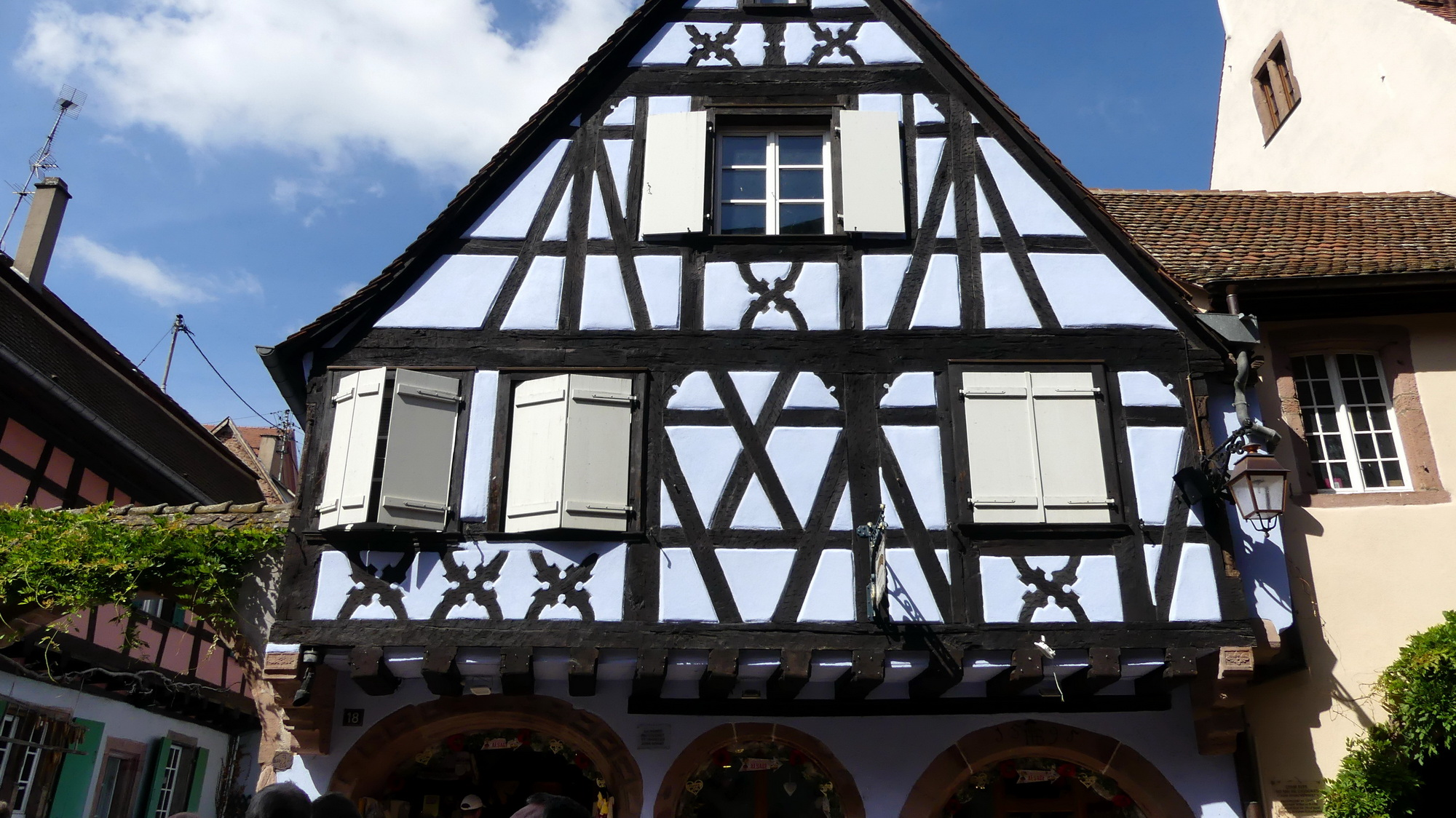 Les P46 en Alsace pour leur 55ème anniversaire 34