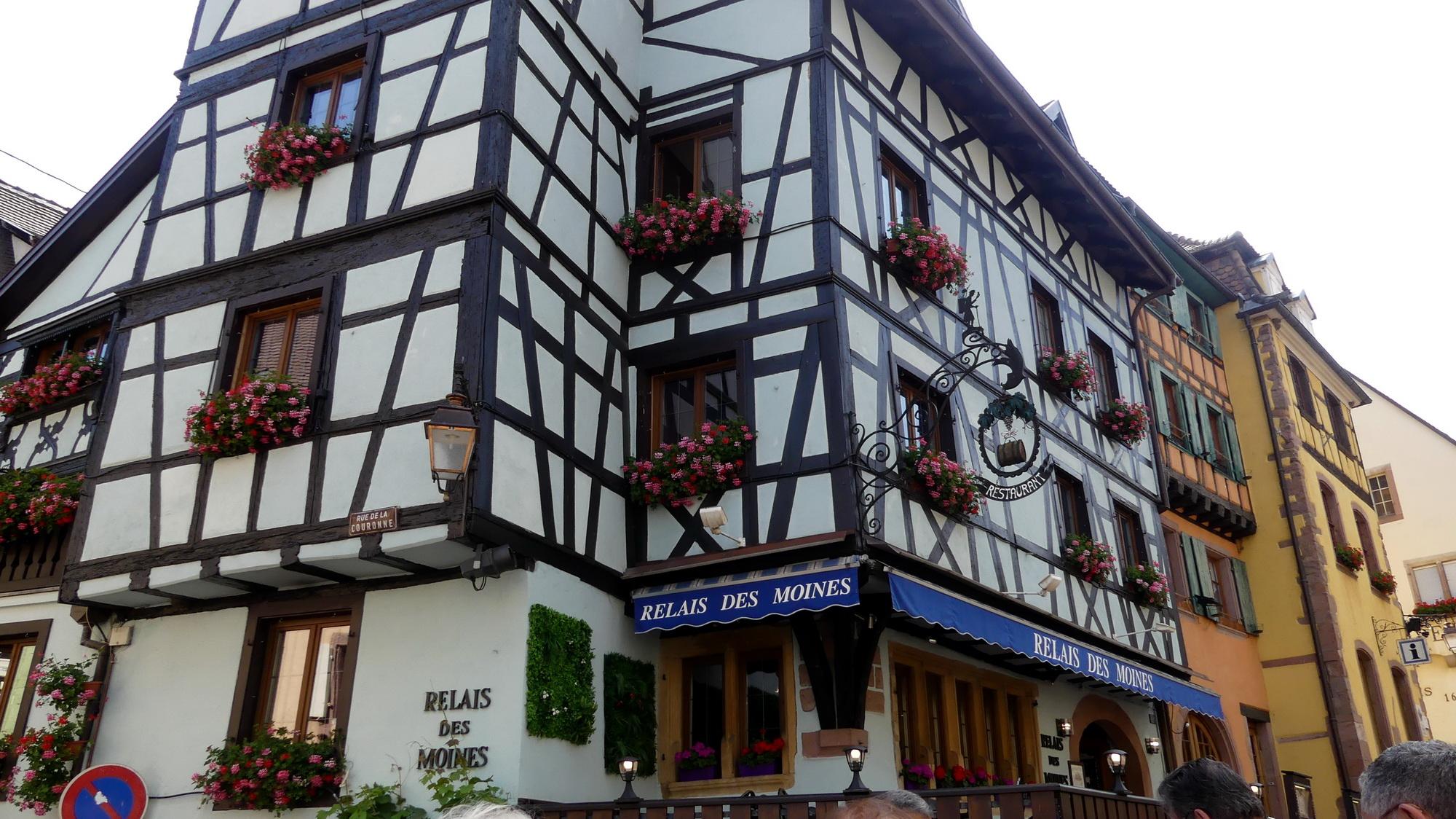 Les P46 en Alsace pour leur 55ème anniversaire 35