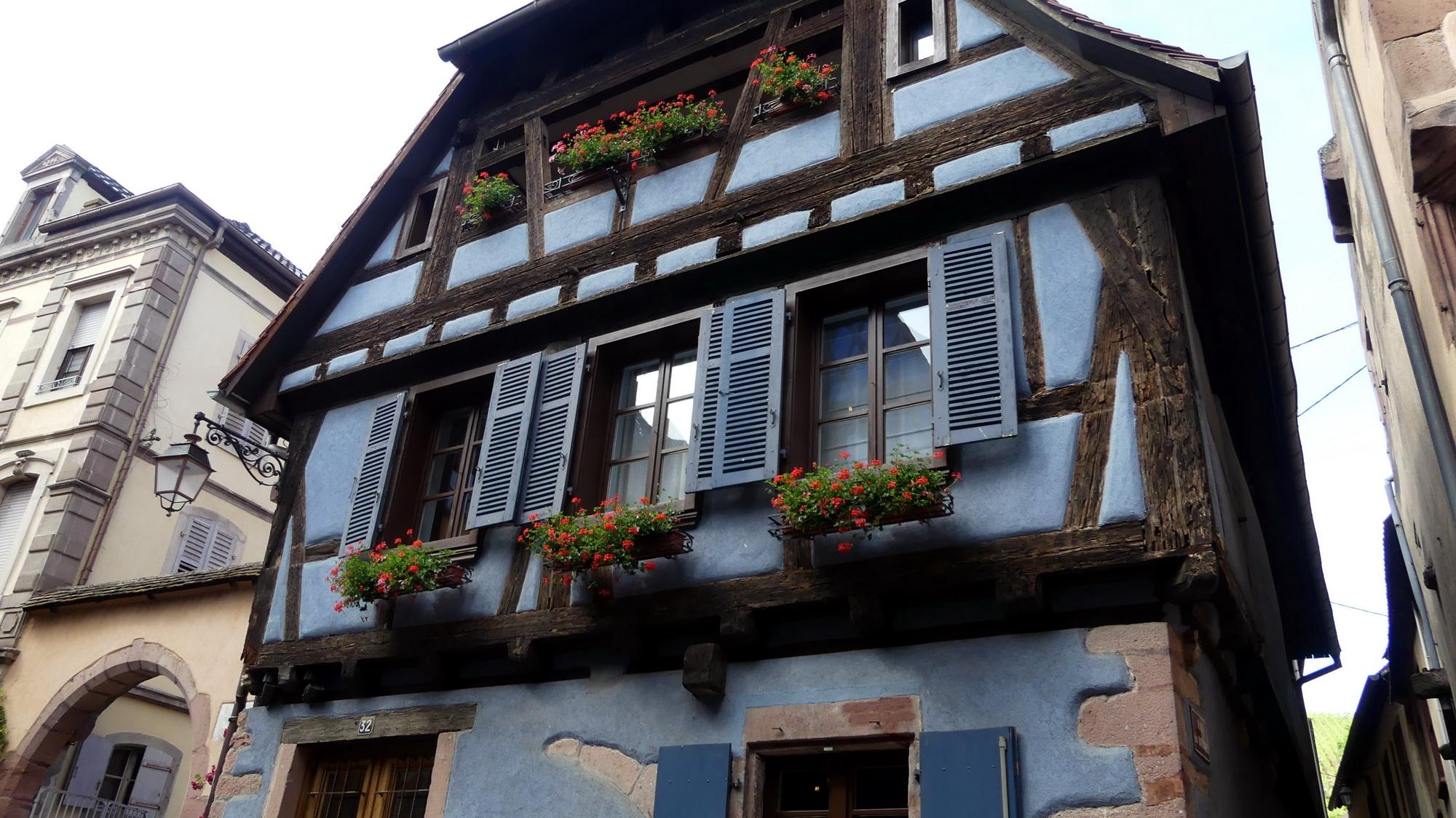 Les P46 en Alsace pour leur 55ème anniversaire 38